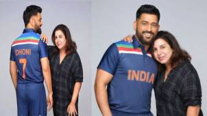 When Farah Khan made MS Dhoni to change his outfit 5 times, made him react wired