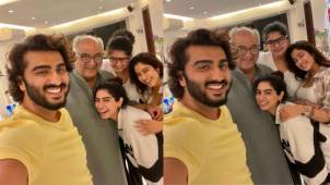 Arjun Kapoor reveals that he would have 'resented' his father Boney Kapoor if it had not been for Janhvi and Khushi Kapoor