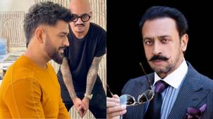 Gulshan Grover urges M S Dhoni not to take up any 'Don Roles' after Dhoni's new hairstyle, says 'that will be mere dhande par laat'