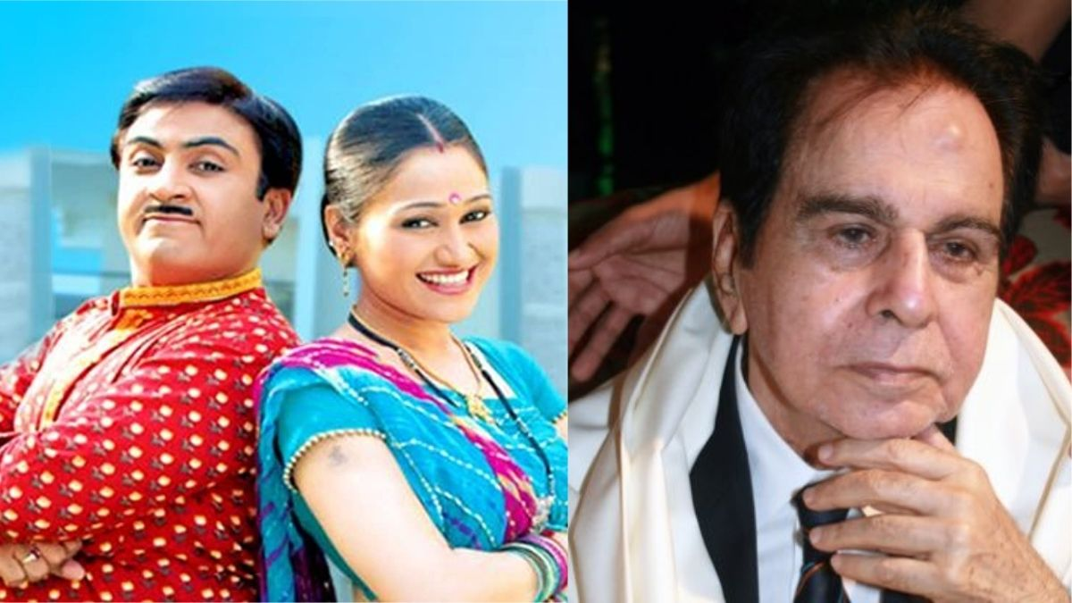 Taarak Mehta Ka Ooltah Chashmah to pay tribute to the legendary actor Dilip Kumar in the upcoming episode