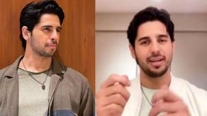 Sidharth Malhotra recalls his 'craziest' fan experience where he received a pillow with 'strands of hair on it'
