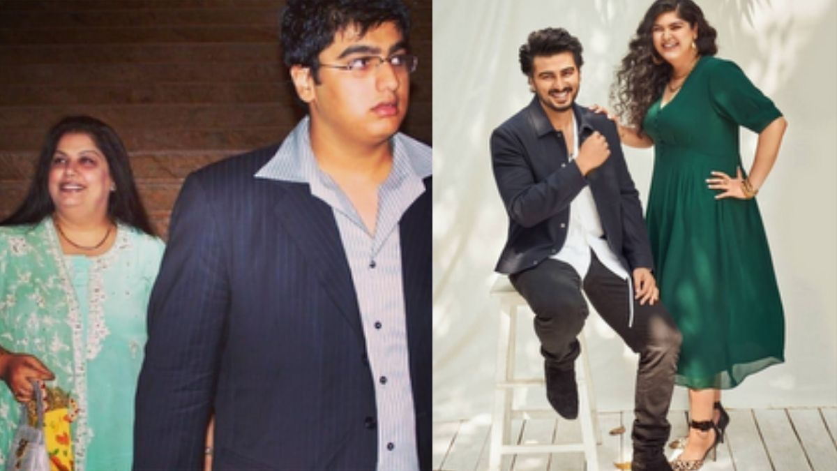 Arjun Kapoor opens up that his mother didn't raise him and his sister 'to be bitter or negative', says 'there was no discomfort'
