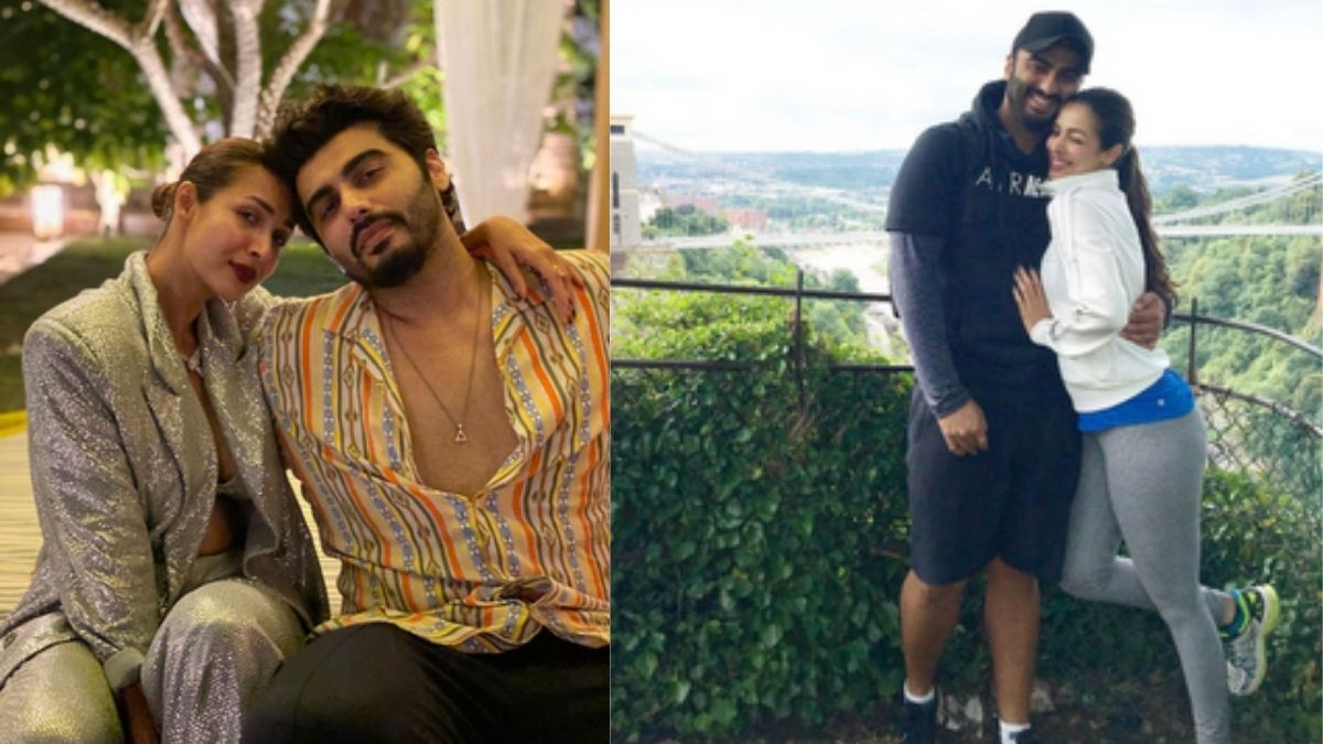 Arjun Kapoor reacts to news report comparing the wealth of his and Malaika Arora, says 'its sad and shameful'