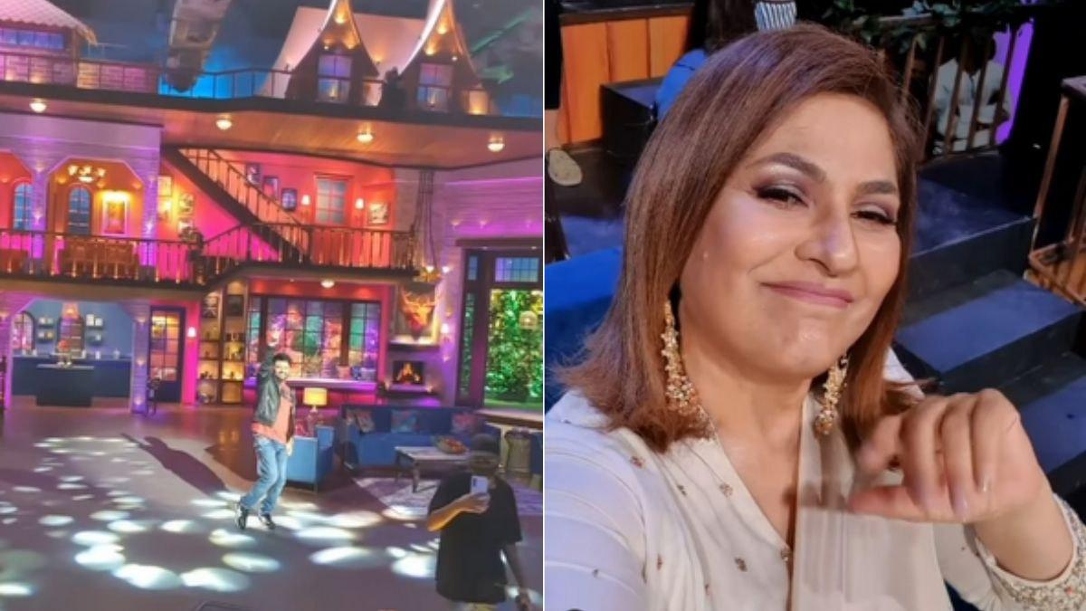 Archana Puran Singh shares glimpse from the new cast of The Kapil Sharma Show