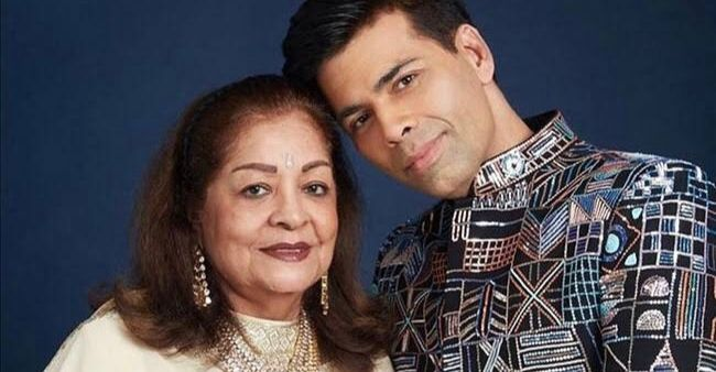 Karan Johar's mother undergoes two major surgeries; whole industry wishes her a speedy recovery