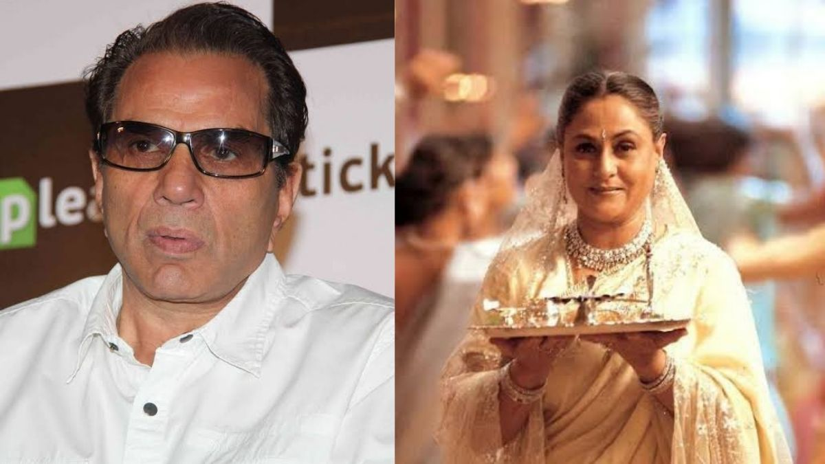 Dharmendra gets compliments for his warm videos, talks about reuniting with Jaya Bachchan