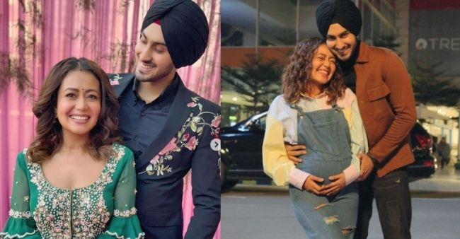 """Neha Kakkar reveals how her mother-in-law on seeing her baby bump in a song video; """"Good News jaldi nahi ho gayi hai?"""""""