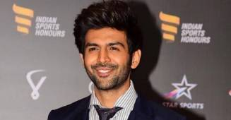 Kartik Aaryan shares video of his little fans dancing on 'Coca Cola', gushes over her cuteness