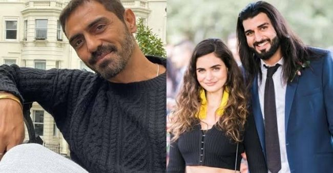 Arjun Rampal is disappointed over being dragged into girlfriend's brother's arrest, urges not to bother him