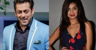 Divya Agarwal expresses desire to do an action movie with Salman Khan