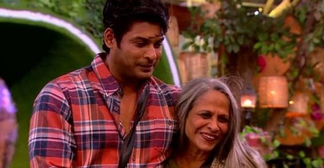 Sidharth Shukla's mother worries about Shehnaaz Gill's depression and wants her to return to work as soon as possible