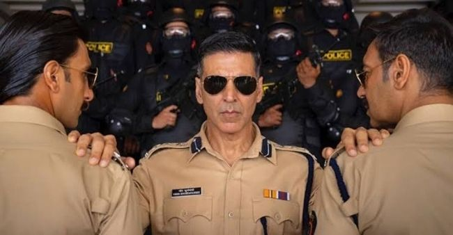Akshay Kumar replies to the IPS officer pointing out the error in a Sooryavanshi post
