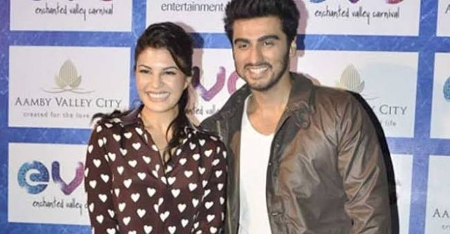 Arjun Kapoor asks Jacqueline Fernandes to leave his van when gets offended for hilarious reason