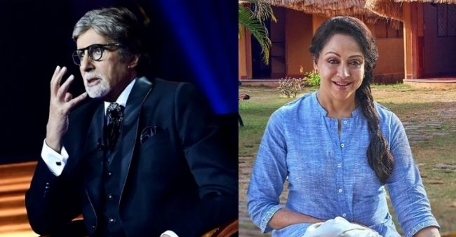 TOP 5 Bollywood actors who turned politician after making big in movie industry