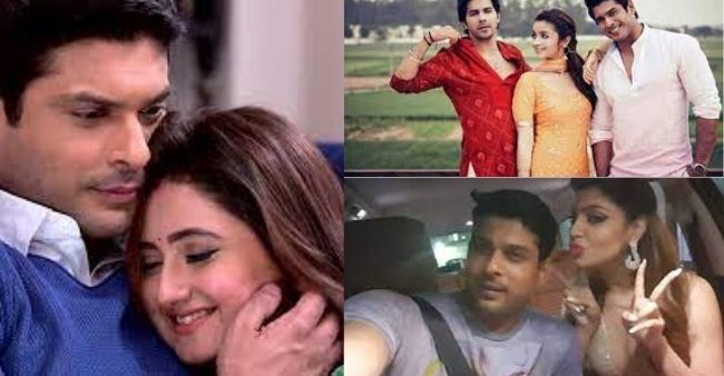 The unseen memories of Sidharth Shukla with his industry friends