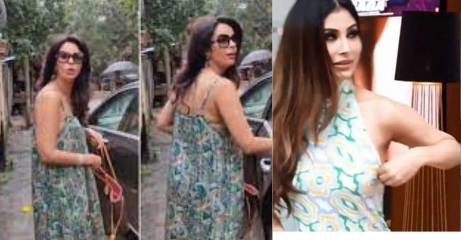 Malika Sherawat trolled for her fashion distinction while getting clicked by paps
