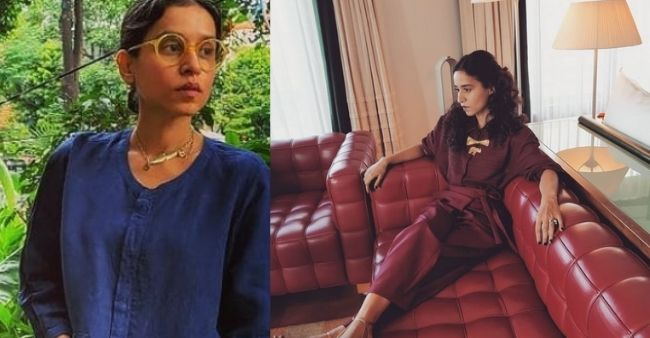 """Tillotama Shome slams the troller with her savage answer; Was called """"flop actress who looks like maid"""""""