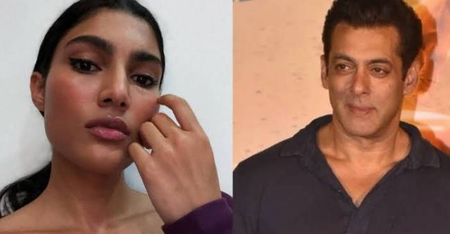 Alizeh Agnihotri, Salman Khan's niece, has a new drool-worthy picture that has gone viral