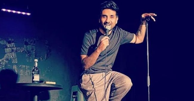 """Comedian Vir Das reacts on being nominated for International Emmy Awards; Says, """"I thought it was a joke"""""""