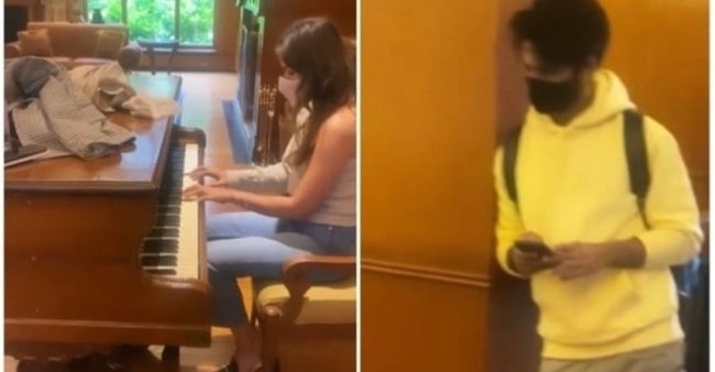 Shahid Kapoor's wife Mira Rajput plays Bekhayali on the piano; netizens amazed by her talent