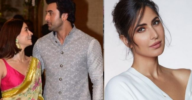 Ranbir Kapoor's rumoured ex Katrina Kaif talks about her reaction on finding out about Alia Bhatt and him