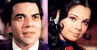 Dharmendra gets a surprise visit from Mumtaz,