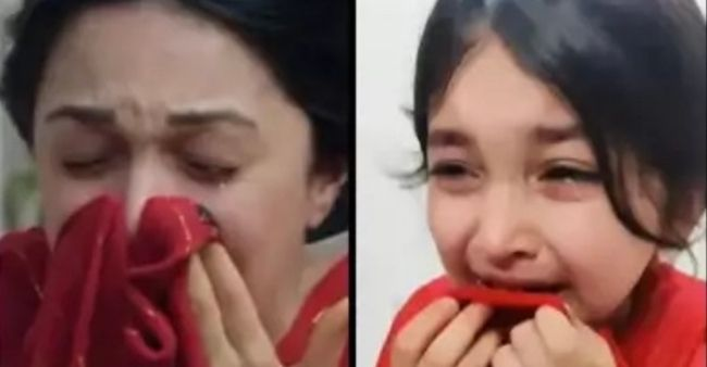 Kiara Advani's young fan does a perfect impression of her emotional scenes in 'Shershaah'; netizens rendered speechless