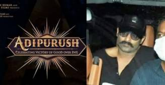 Prabhas gets trolled for his new look; Netizens are not ready to see him as Lord Ram