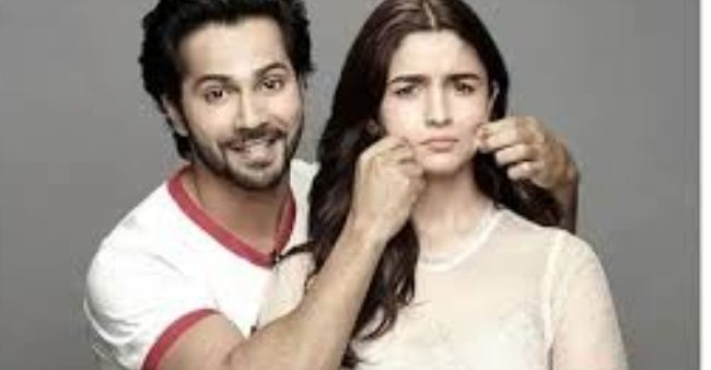 Alia Bhatt 'excitedly' once rated co-star Varun Dhawan's kissing skills