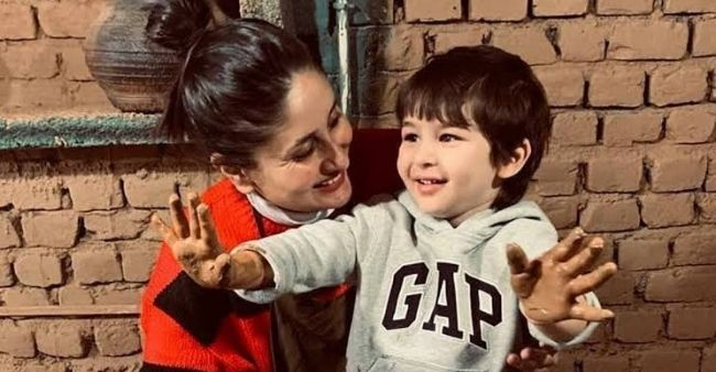 Netizens calls Taimur Ali khan 'rude', trolled for throwing 'tantrums' at paparazzi