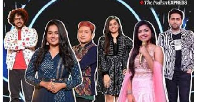 Indian Idol season 12 winner Pawandeep Rajan shakes a leg on the friendship song with fellow contestants