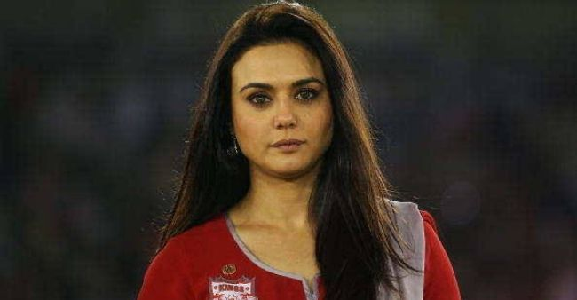 Preity Zinta hints at her weekend mood with a perfect video