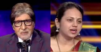 Amitabh Bachchan opens up about the story behind his surname on KBC 13
