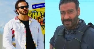 Rohit Shetty gives a challenge to Ajay Devgn ahead of his 'Into The Wild With Bear Grylls' episode