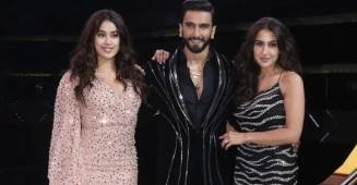 Sara Ali Khan gets trolled as she appears on Ranveer Singh's The Big Picture with Janhvi Kapoor