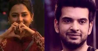 Tejasswi Prakash promises Karan Kundrra she will help with anger management in a video