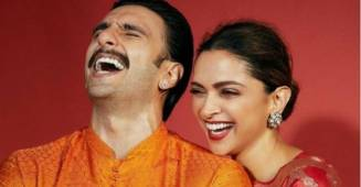 Deepika Padukone writes handwritten note for Ranveer Singh as he makes his television debut with the show The Big Picture