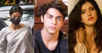 """KRK labels Ananya Panday """"the biggest fool in the world"""", anticipates that Shanaya Kapoor will also be summoned by NCB shortly"""